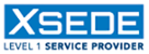 XSEDE Level 1 Service Provider